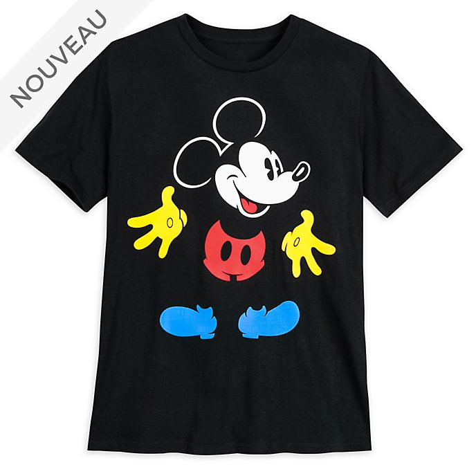Disney Store T-shirt Mickey pour adultes