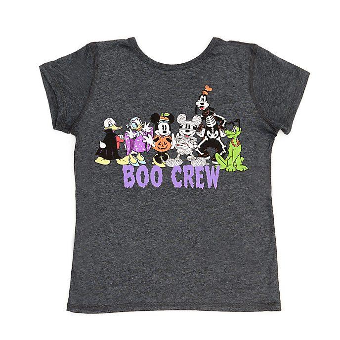 Disney Store T-shirt d'Halloween Mickey et ses Amis pour femmes