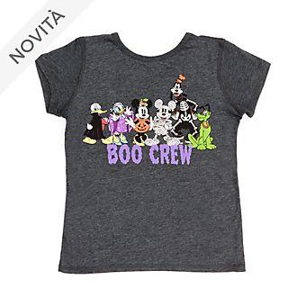 Maglietta donna Topolino e i suoi amici Halloween Disney Store