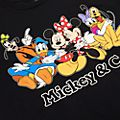 Disney Store Mickey and Friends T-Shirt For Adults