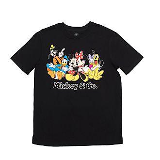 Maglietta adulti Topolino e i suoi amici Disney Store