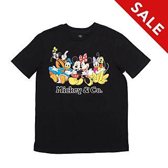 Disney Store - Micky und seine Freunde - T-Shirt für Erwachsene