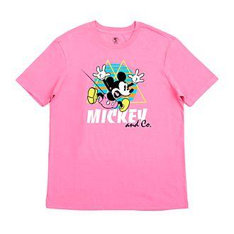 Disney Store T-shirt Mickey sautant de joie pour adultes