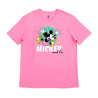 Disney Store Mickey Mouse Jump T-Shirt For Adults