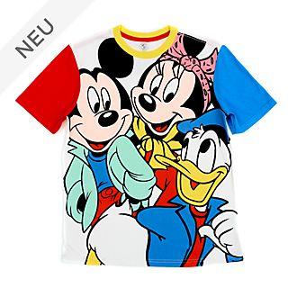 Disney Store - Micky, Minnie und Donald - T-Shirt für Erwachsene