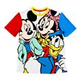Disney Store T-shirt Mickey, Minnie et Donald pour adultes