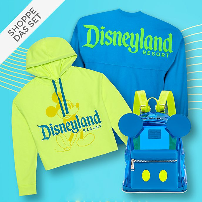 Disneyland Resort - Neon Summer Colour Story Collection für Erwachsene