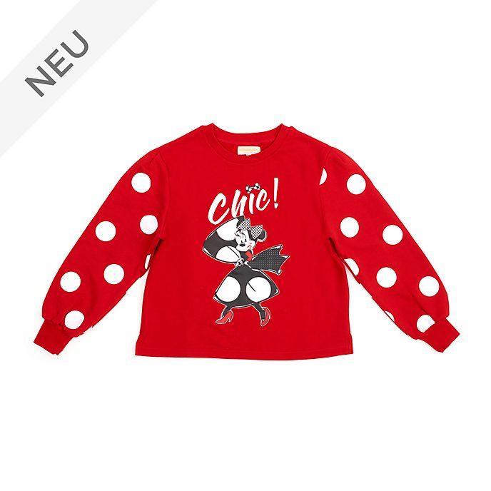 Disneyland Paris - Minnie Parisienne - Sweatshirt für Damen