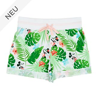 Disney Store - Micky und Minnie - Tropical Hideaway Collection - Badehose für Erwachsene