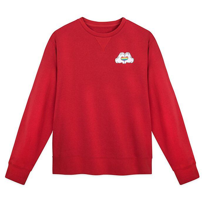 Disney Store Sweatshirt Rainbow Disney pour adultes