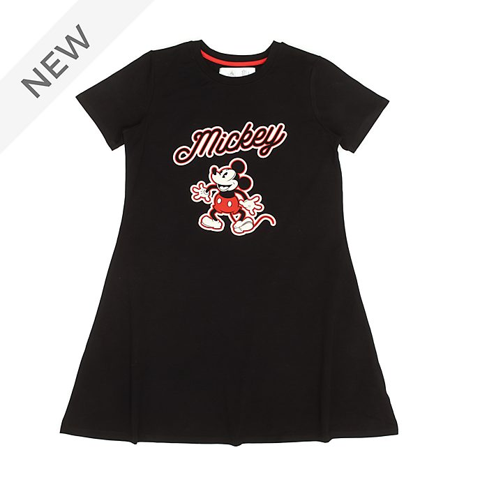 Disney Store Mickey Mouse Ladies' Dress