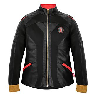 Disney Store Black Widow Ladies' Jacket