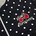 Giubbotto bomber donna Minnie Parisienne Minni Disneyland Paris