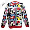 Disney Store - Micky und seine Freunde - bedrucktes Sweatshirt für Erwachsene