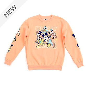 Disney Store Mickey and Friends Sweatshirt For Adults