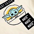 Disney Store Grogu Sweatshirt L'Enfant pour femmes, Star Wars