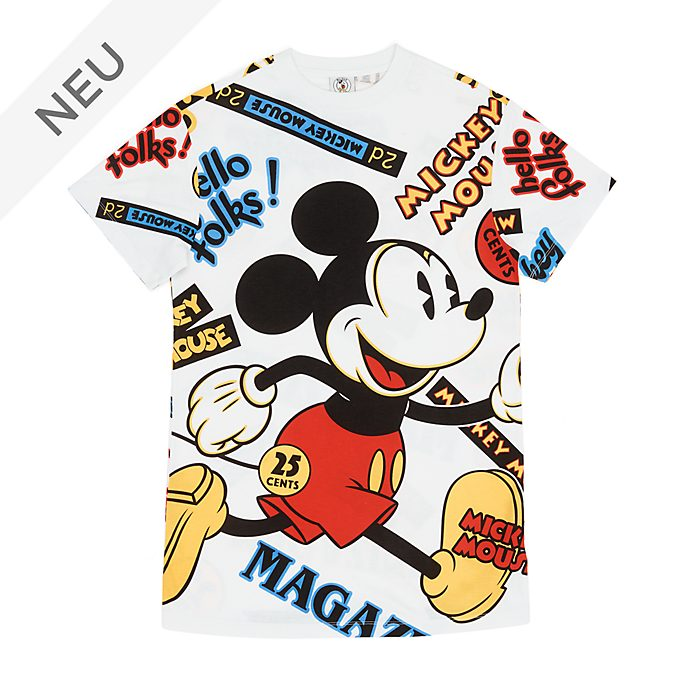 Disney Store - Micky Maus - T-Shirt für Damen