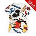Disney Store Mickey Mouse Ladies' Long T-Shirt