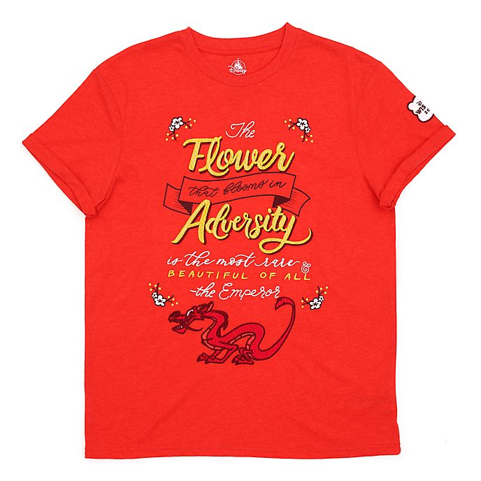 Camiseta Mushu para adultos, Disney Wisdom, Disney Store (2 de 12)