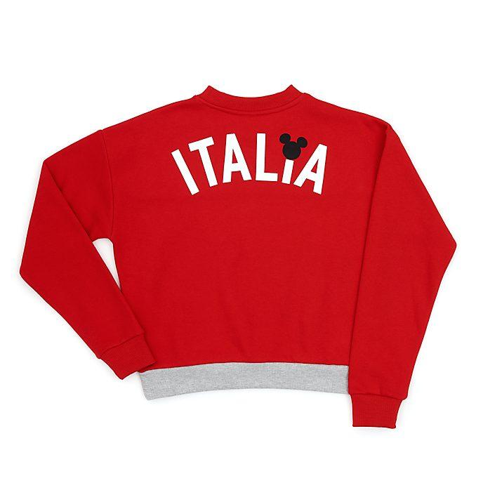 Felpa donna Topolino Italia Disney Store