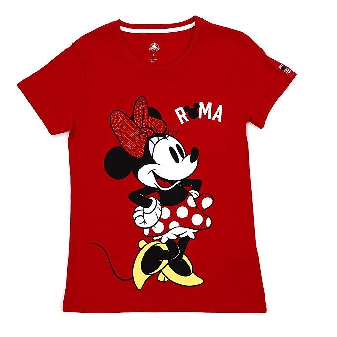 Disney Store Minnie Mouse Roma Ladies' T-Shirt
