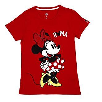 Disney Store - Minnie Maus - Roma T-Shirt für Damen