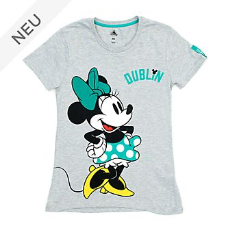 Disney Store - Minnie Maus - Dublin T-Shirt für Damen