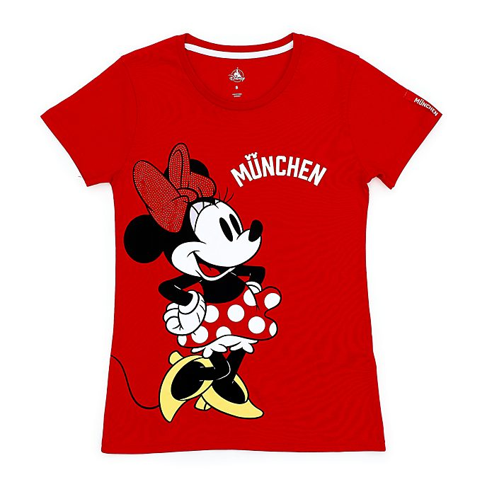 Disney Store Minnie Mouse München Ladies' T-Shirt