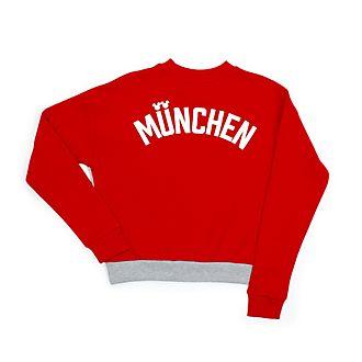 Sudadera München Mickey Mouse para mujer, Disney Store