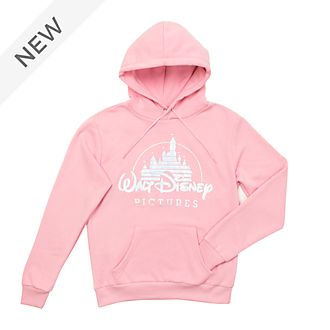 Disney Store Walt Disney Pictures Hooded Sweatshirt For Adults