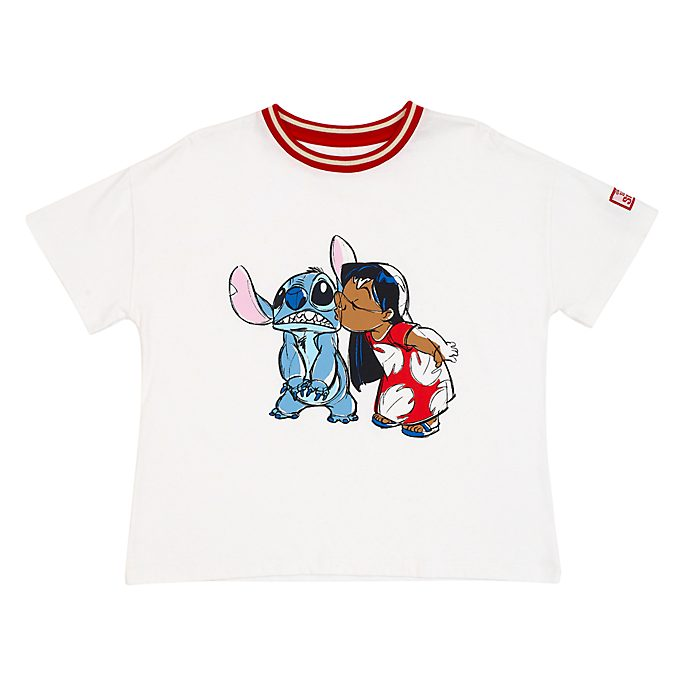 Disney Store Lilo and Stitch Ladies' T-Shirt