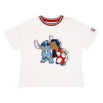 Maglietta donna Lilo e Stitch Disney Store