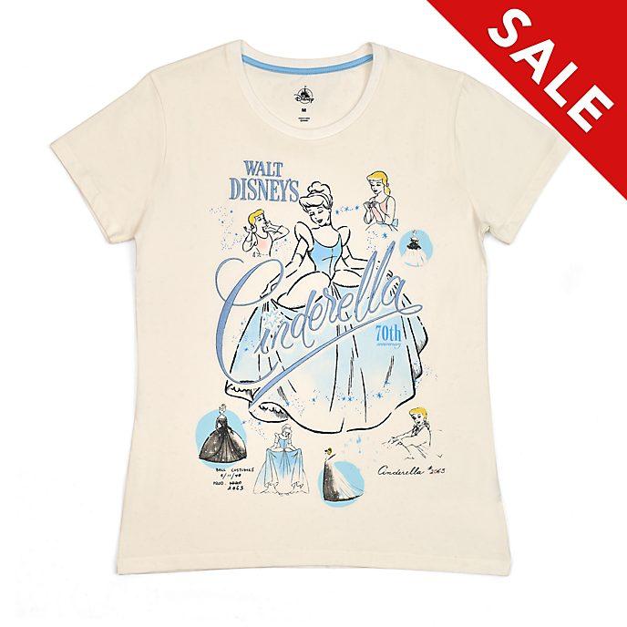Disney Store - Cinderella - T-Shirt für Damen