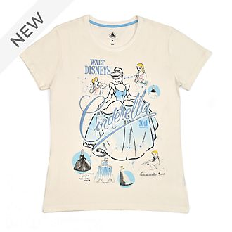 Disney Store Cinderella Ladies' T-Shirt