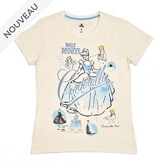 Disney Store T-shirt Cendrillon pour femme