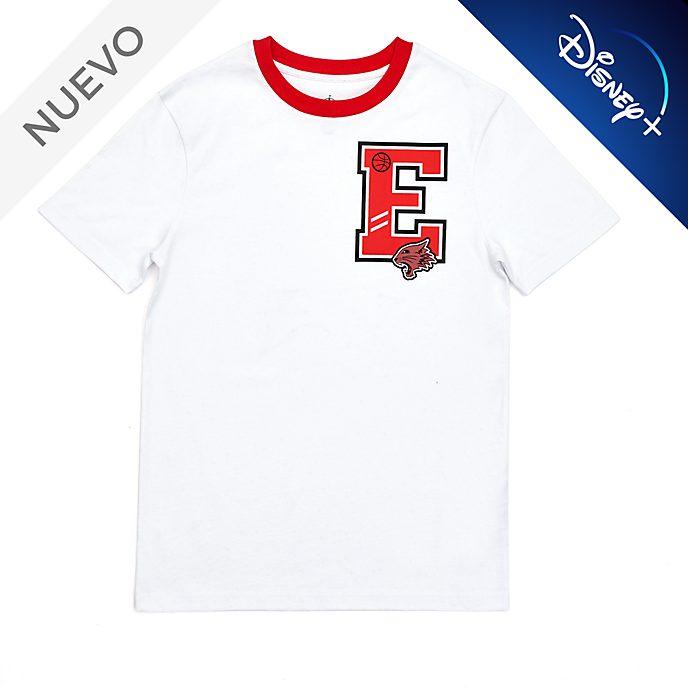 Camiseta East High para adultos, High School Musical, Disney Store