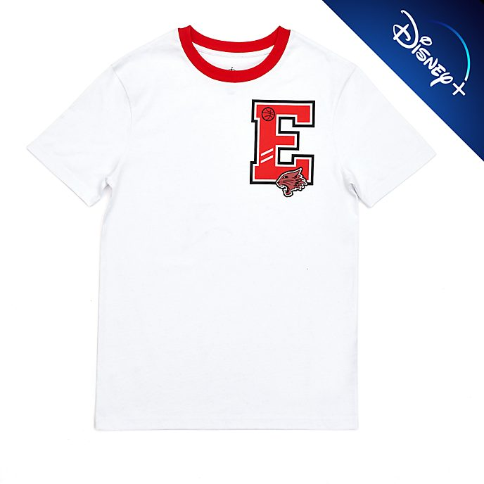Disney Store - High School Musical - East High - T-Shirt für Erwachsene