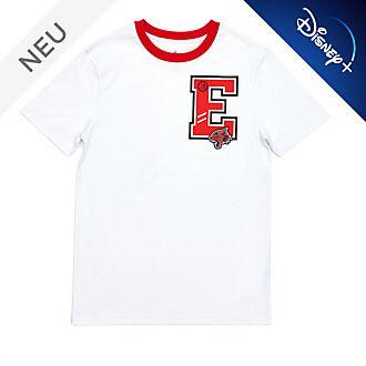 Disney Store - High School Musical - East High - T-Shirt für Erwachsene