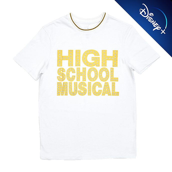 Camiseta High School Musical para adultos, Disney Store
