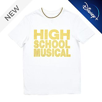 Disney Store High School Musical T-Shirt For Adults