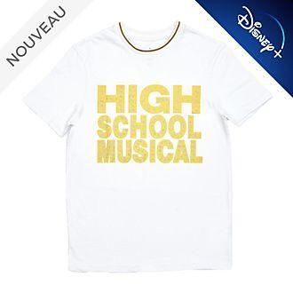 Disney Store T-shirt High School Musical pour adultes
