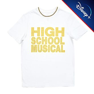 Maglietta adulti High School Musical Disney Store
