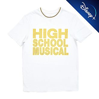Camiseta High School Musical para adultos, Disney Store
