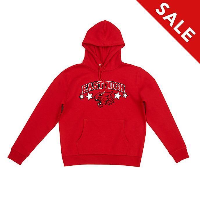 Disney Store High School Musical Hooded Sweatshirt For Adults