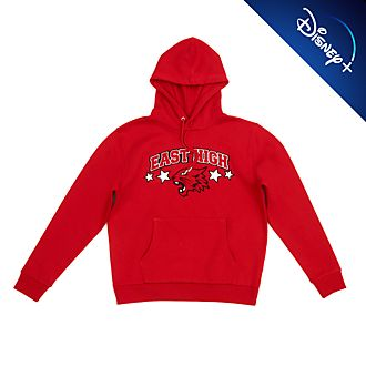 Disney Store High School Musical Hooded Sweatshirt For Adults