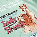 Felpa donna Lilli e il Vagabondo Classici Disney, Disney Store