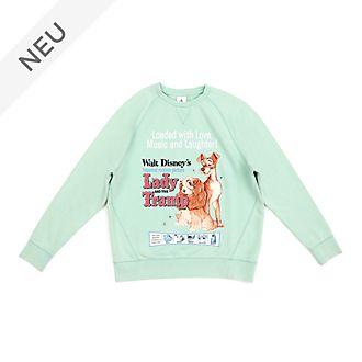Disney Store - Susi und Strolch - Klassisches Sweatshirt für Erwachsene