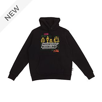 Disney Store Star Wars Droids Hooded Sweatshirt For Adults