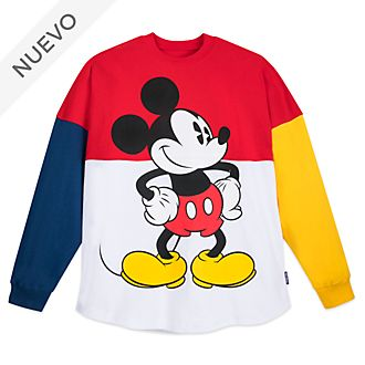 Sudadera universitaria Mickey Mouse para adultos, Spirit Jersey, Disney Store