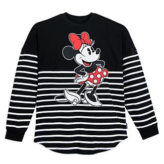Sudadera universitaria Minnie Mouse para adultos, Spirit Jersey, Disney Store